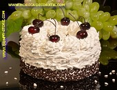 Schwarzwalder Kirsch  Cake (Dummy)
