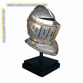 Helm Romeinse ridder, hoogte: 0,50 meter