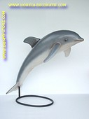 Delphin h: 1,83 meter