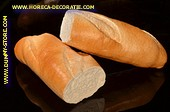 French bread, small, 2 pcs