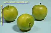 Green Apples, 3 pcs. - dummy