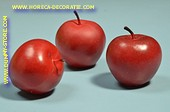 Apples, red, medium, 3 pcs. - dummy