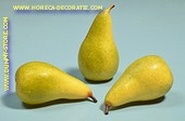 Pears, big, 2 pcs. - dummy