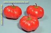 Tomaten, 3 Stück - Attrappe