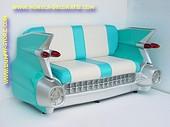 Cadillac Auto Bank Turqoise 2