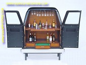 Double Door Car Bar