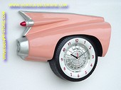 Cadillac Wall Clock