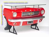 Ford Mustang wand (bar) tafel