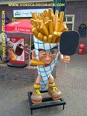 French Fries, h:2.00 meter
