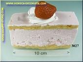 Aardbeien taartje