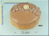 Hazelnoot taartje - dummy