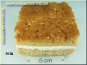 Duits gebak, vierkant