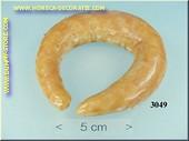 Gesuikerde koek, bijna ring - Attrappe