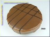 Chocolade koek - Attrappe
