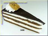 Chocoladepunr met walnoot