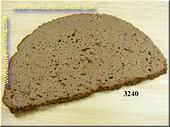 Bruine boterham - namaak - dummy