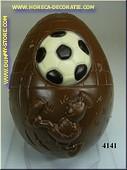 Paasei voetbal
