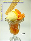 IJscoupe mandarijn dummy