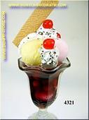 IJscoupe gemengd ijs dummy