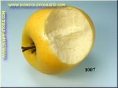 Gele appel minus hapje - namaak