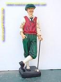 Golfer standing, 0,60 meter