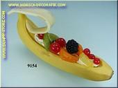 Gezonde banaan - dummy