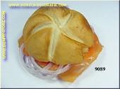 Broodje Zalm - Attrappe