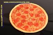 Pizza Pomodoro (Tomaat) - Attrappe