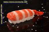 Nigiri Sushi Ebi (garnaal) dummy