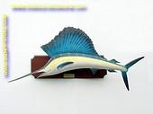 Swertfisch, 1,95x 0,27x0,78 meter