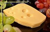 Leerdammer 8 plakken kaas - Attrappe