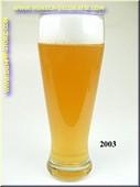 Witbier, glas, 0,5 ltr - dummy