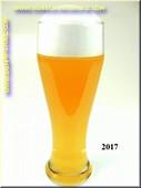 Glas Witbier, 0,3 ltr - Attrappe