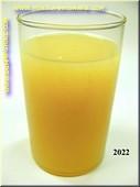Glas Sinaasappelsap - Attrappe