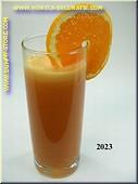 Sinaasappel drink - namaak