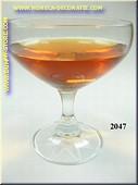 Glas Campari Gin - Attrappe