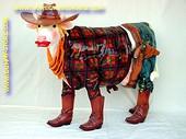 Cowgirl Kuh, Lebensgross