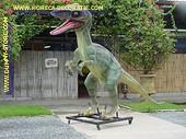 T-Rex, H: 1,70 mtr, B: 2,08 mtr, L:1,07 mtr