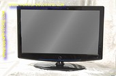 LCD tv dummy ZWART, 47