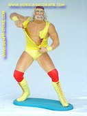 Hulk Hogan Wrestler, Höhe: 1,95 meter