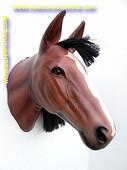 Paard (hoofd) 0,65 meter